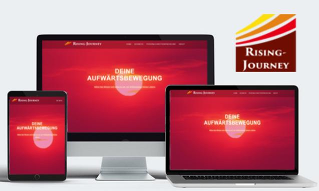 Webseite WordPress Projekt RS