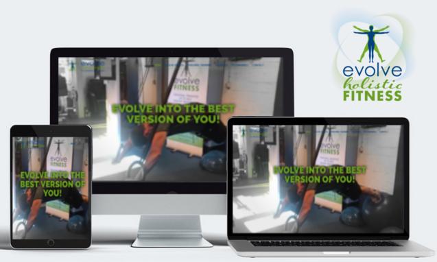 Webseite WordPress Projekt